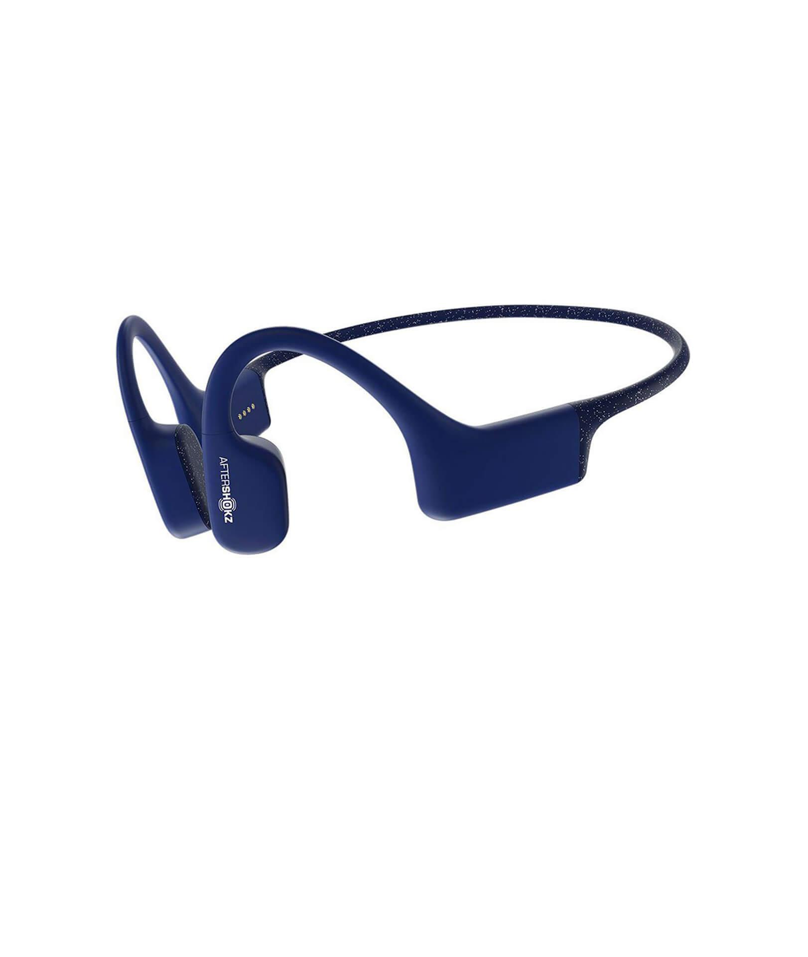 AFTERSHOKZ Casque MP3 XTRAINERZ Bleu à conduction osseuse