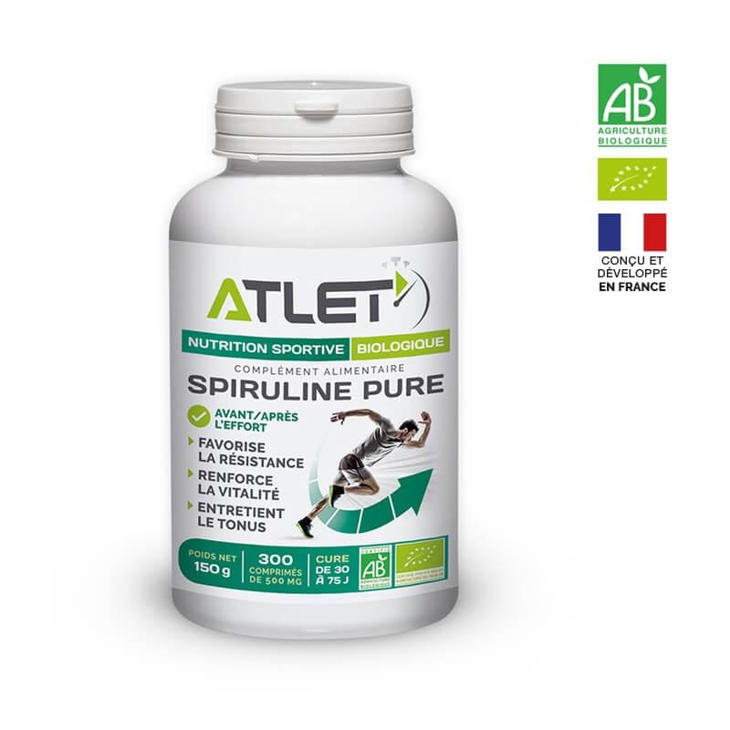 ATLET Spiruline 100% pure bio